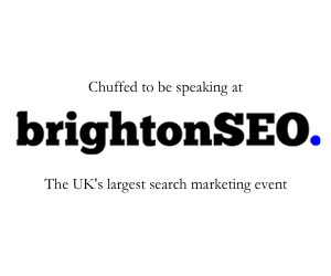 speaking at BrightonSEO!></a></div> </aside><aside id=